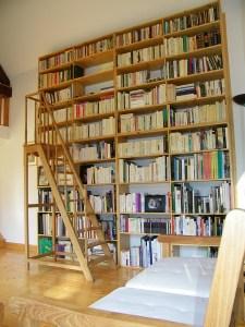 fabrication-escalier-de-bibliotheque
