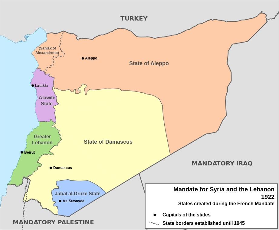 Cartina Del Libano.Libano Cosa Vedere In 7 Giorni Di Viaggio