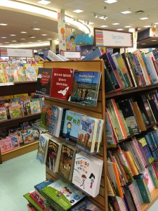 photo of My Great Canadian Adventures and Winter Moose Visits Montreal at Chapters