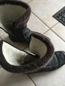 photo of old boots
