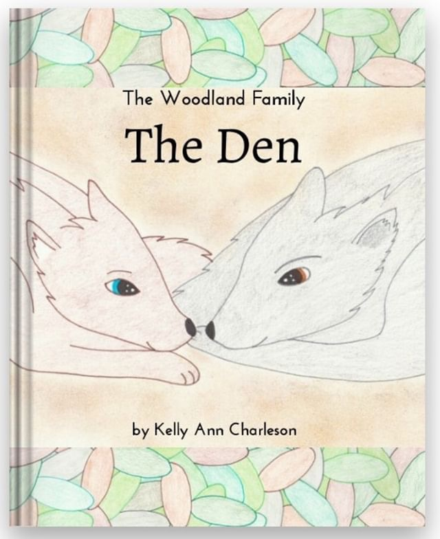cover of kelly charleson's books