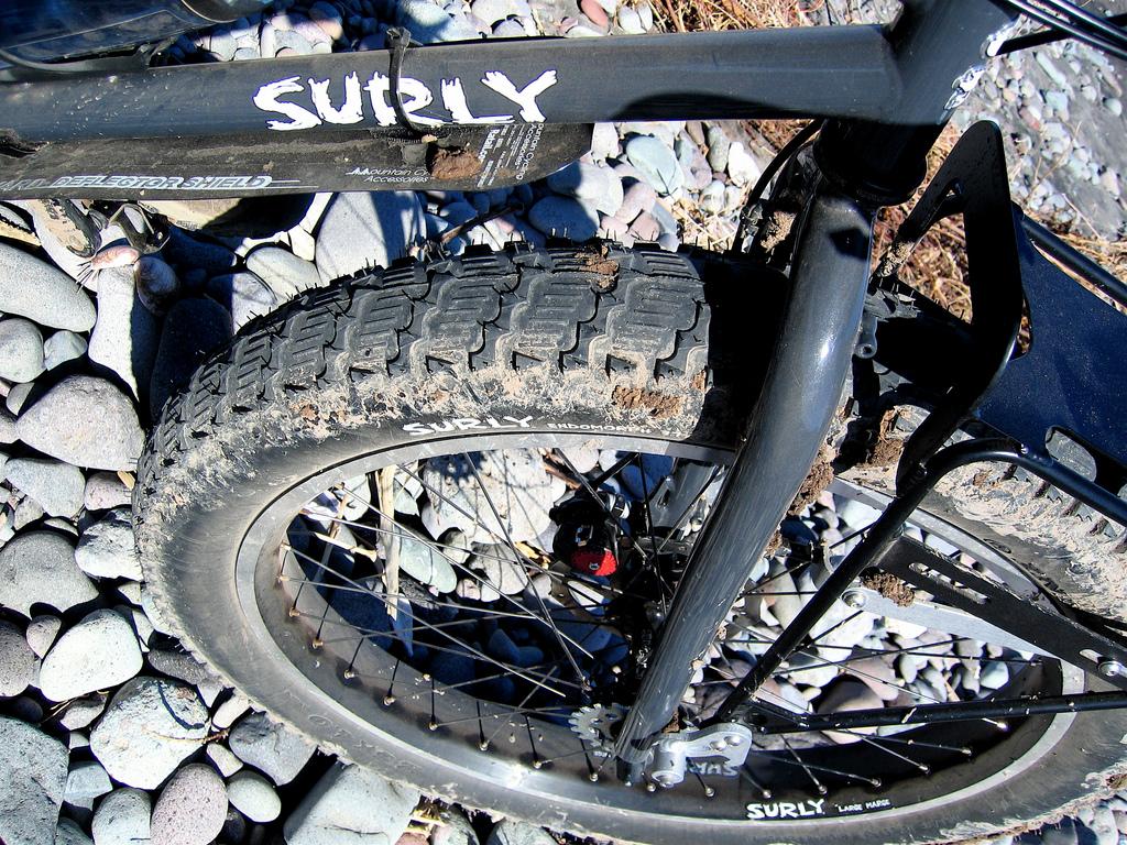 I love those tires...