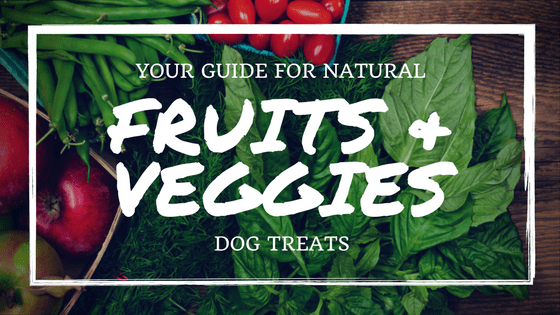fruits and vegetables for dogs