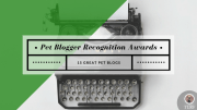 Pet Bloggers Awards & Resources