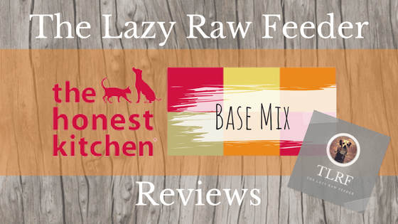 The Honest Kitchen Review by TLRF