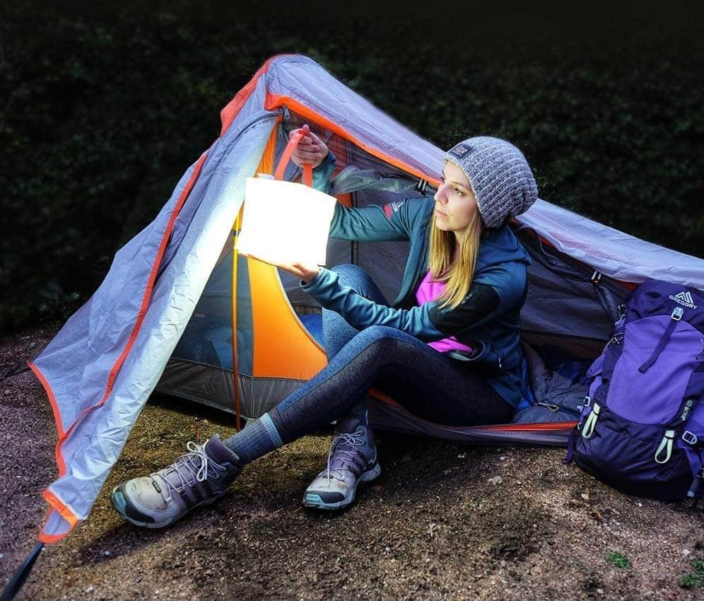 PackLite Phone Lantern lazy eco-friendly camping gift