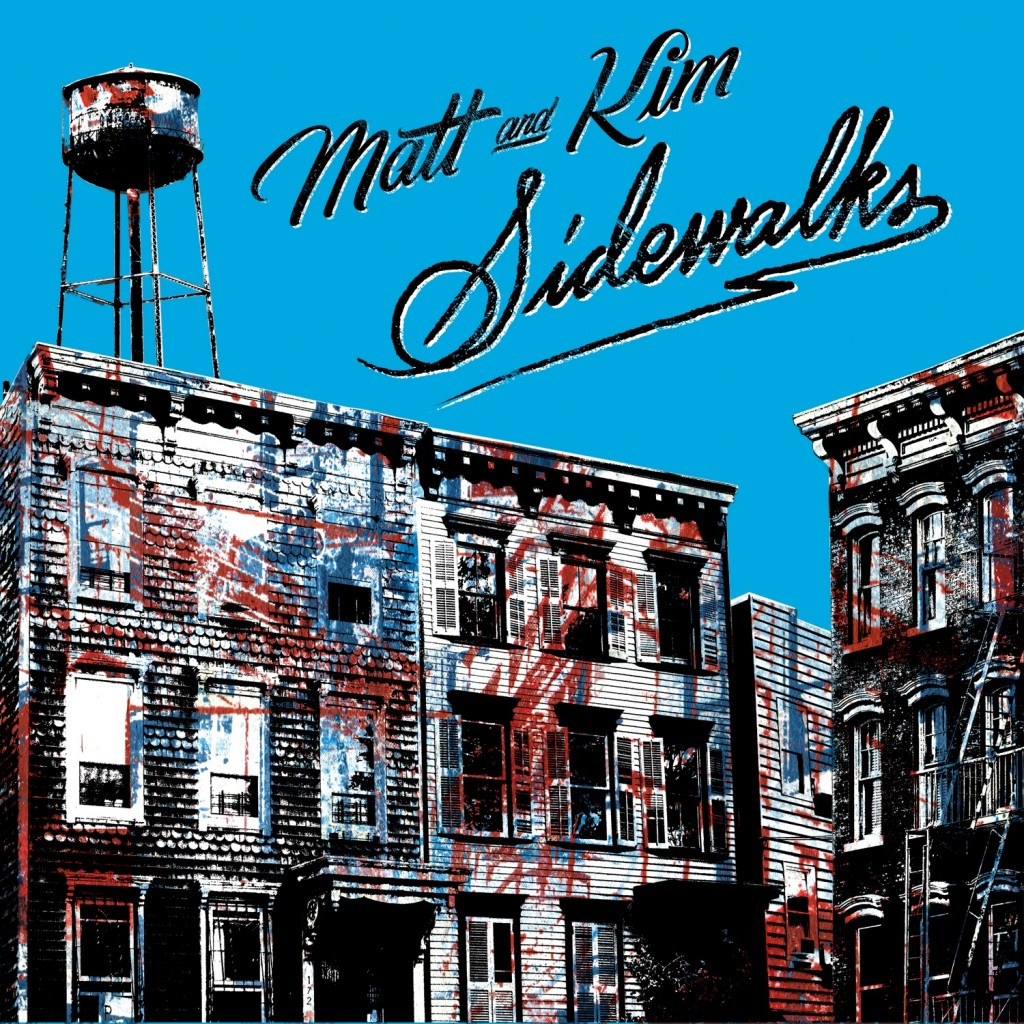 Image result for sidewalks matt and kim