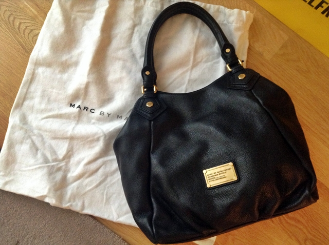 Marc By Marc Jacobs Classic Q Francesca Hobo Serious