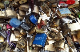Paris Padlocks
