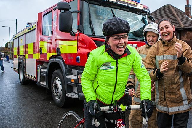 Davina Sport Relief Challenge