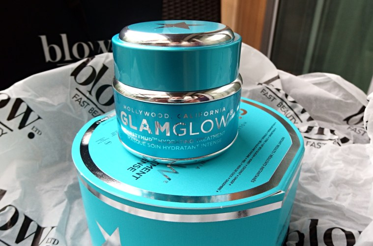 GlamGlow Thirsty Mud Review