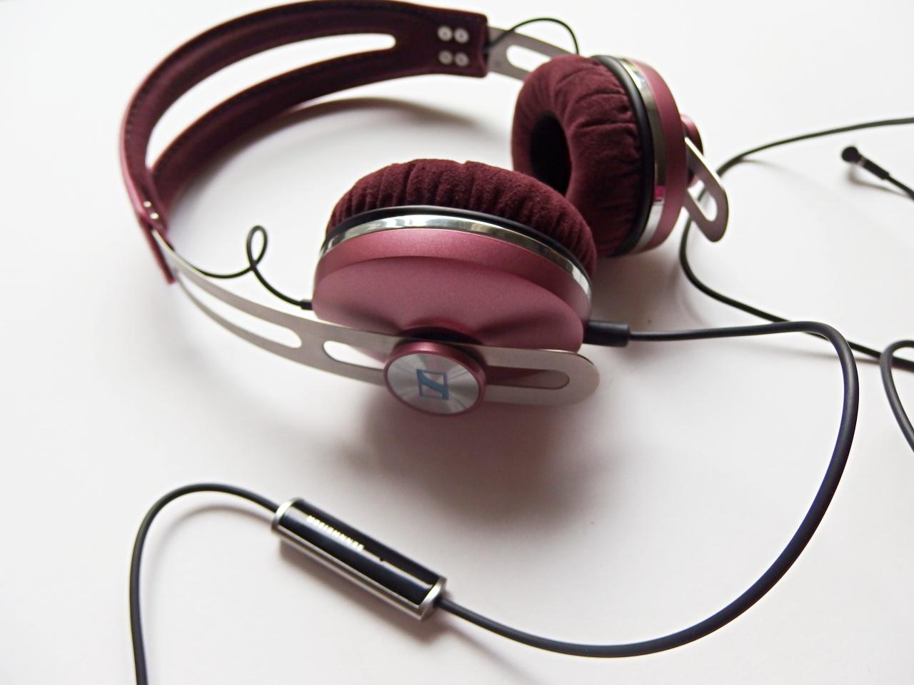 Sennheiser Momentum On-Ear Pink Headphones Review