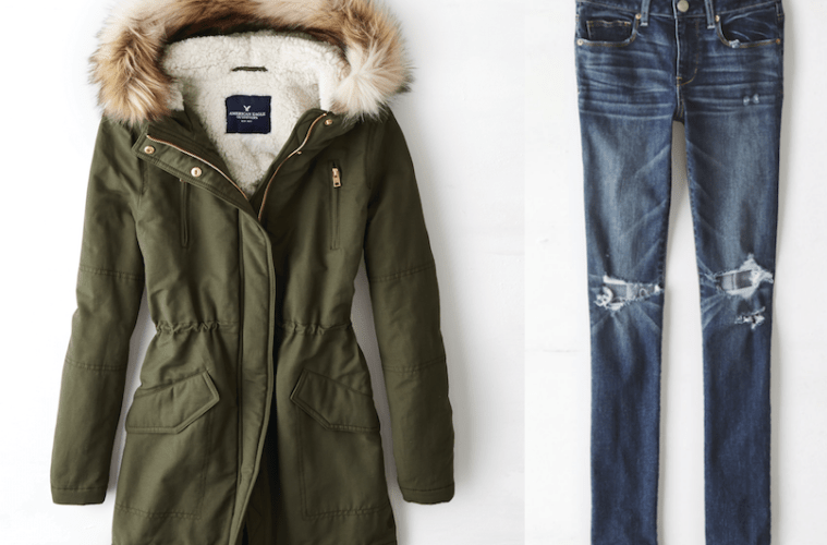 American Eagle Outfitters Opens Today