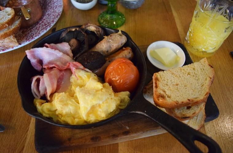 The Folly Breakfast
