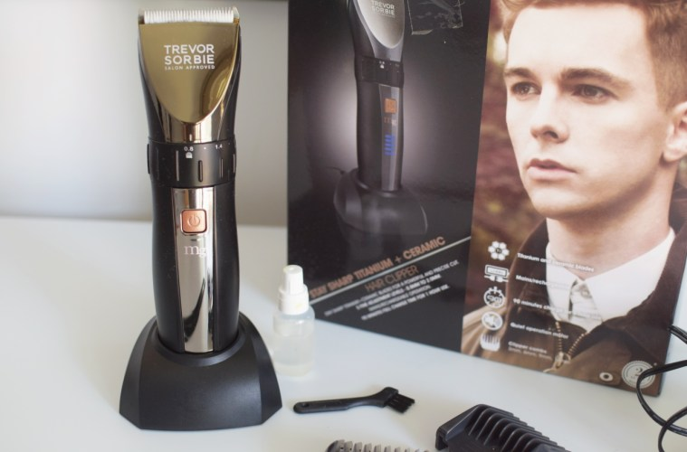 Trevor Sorbie Hair Clippers Review