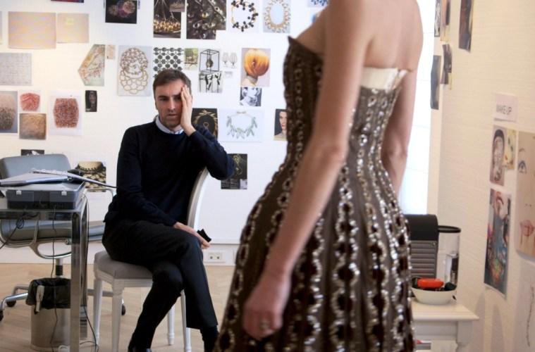 Raf Simons Dior and I