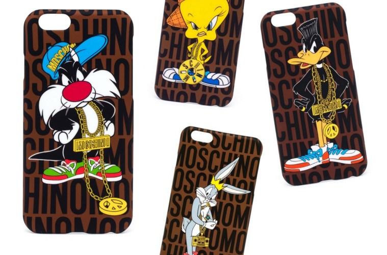 Moschino Looney Tunes iPhone Case