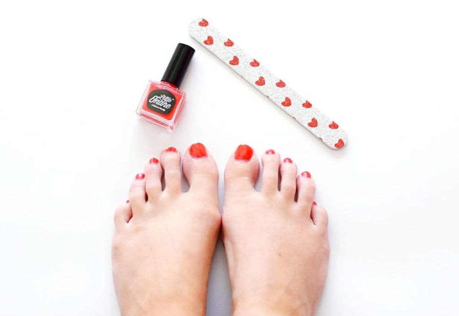 How To Home Pedicure