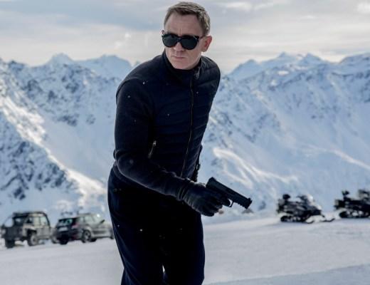 James Bond Spectre   Be James Bond For The Day