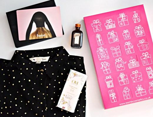 Win beauty advent calendar