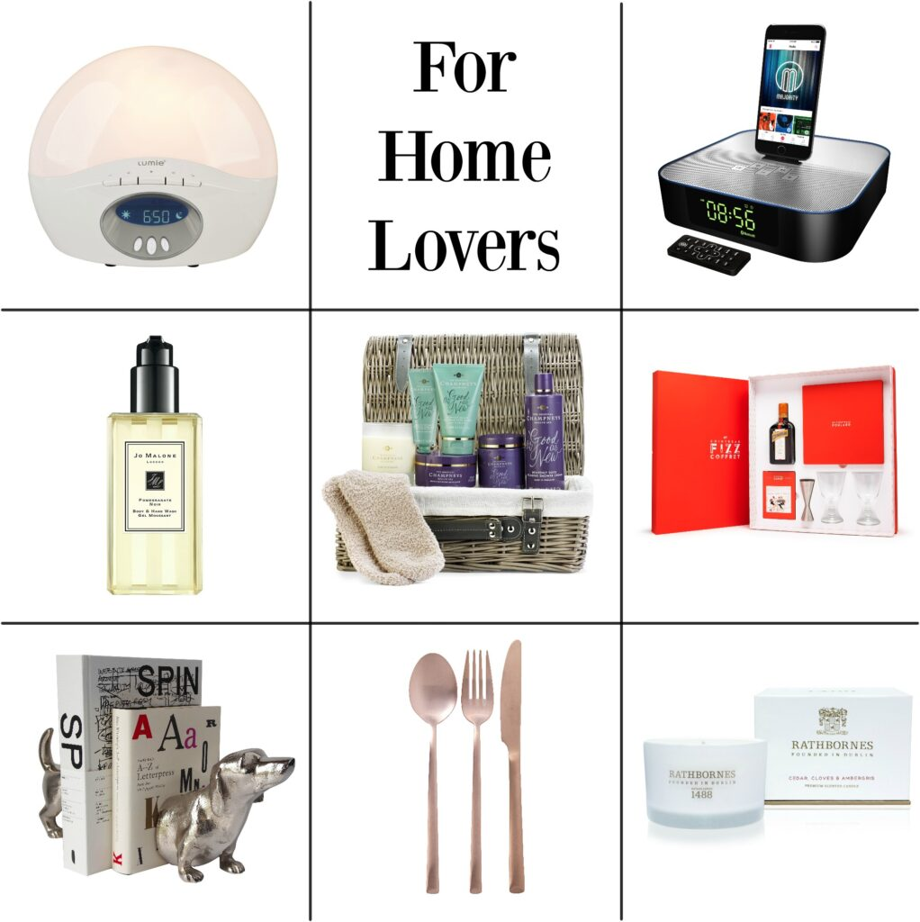 Gift Ideas For Home Lovers