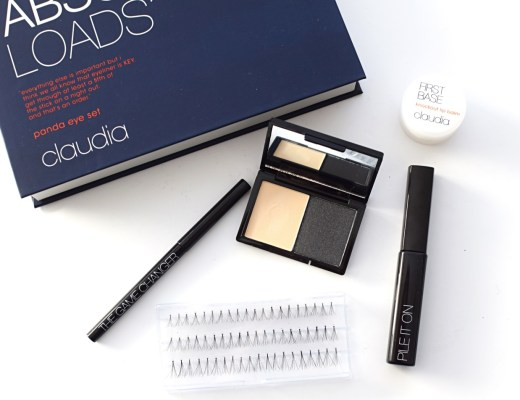 Claudia for M&S Beauty Panda Eyes Review