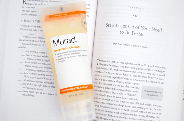Murad Essential C Review | UK Beauty Blog