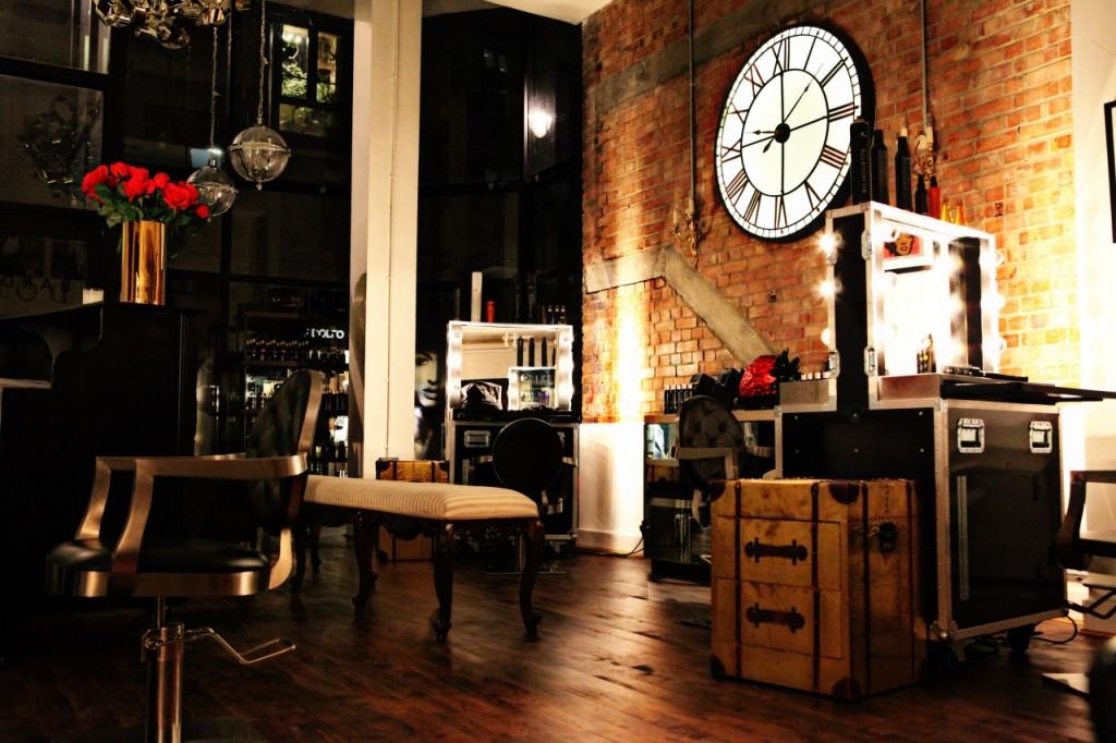 Bardou Covent Garden Blow Dry Bar London