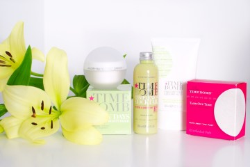 Time Bomb Daily Regime Kit Mother's Day Giveaway