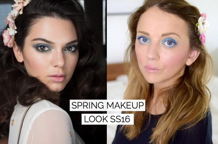 Kendall Jenner inspired make-up