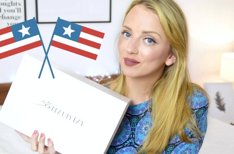 Beauty Bay Best of USA box