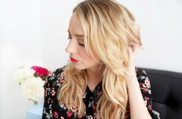 How to look after blonde coloured treated hair