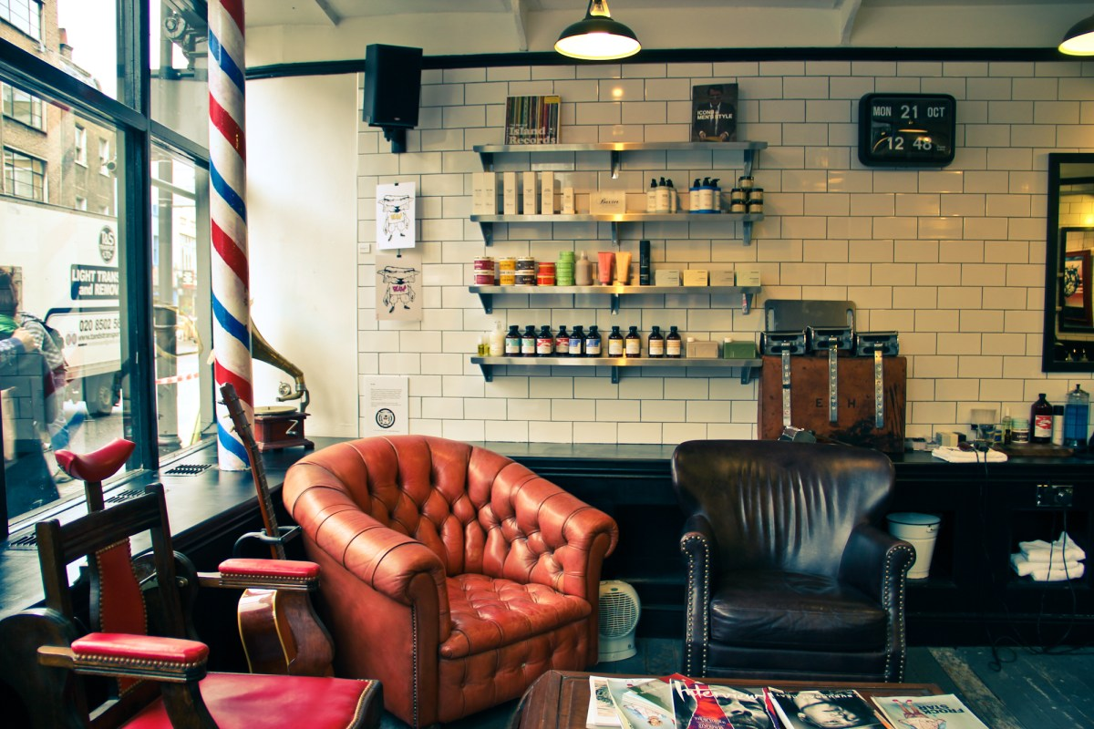 huckle the barber best barbers in london
