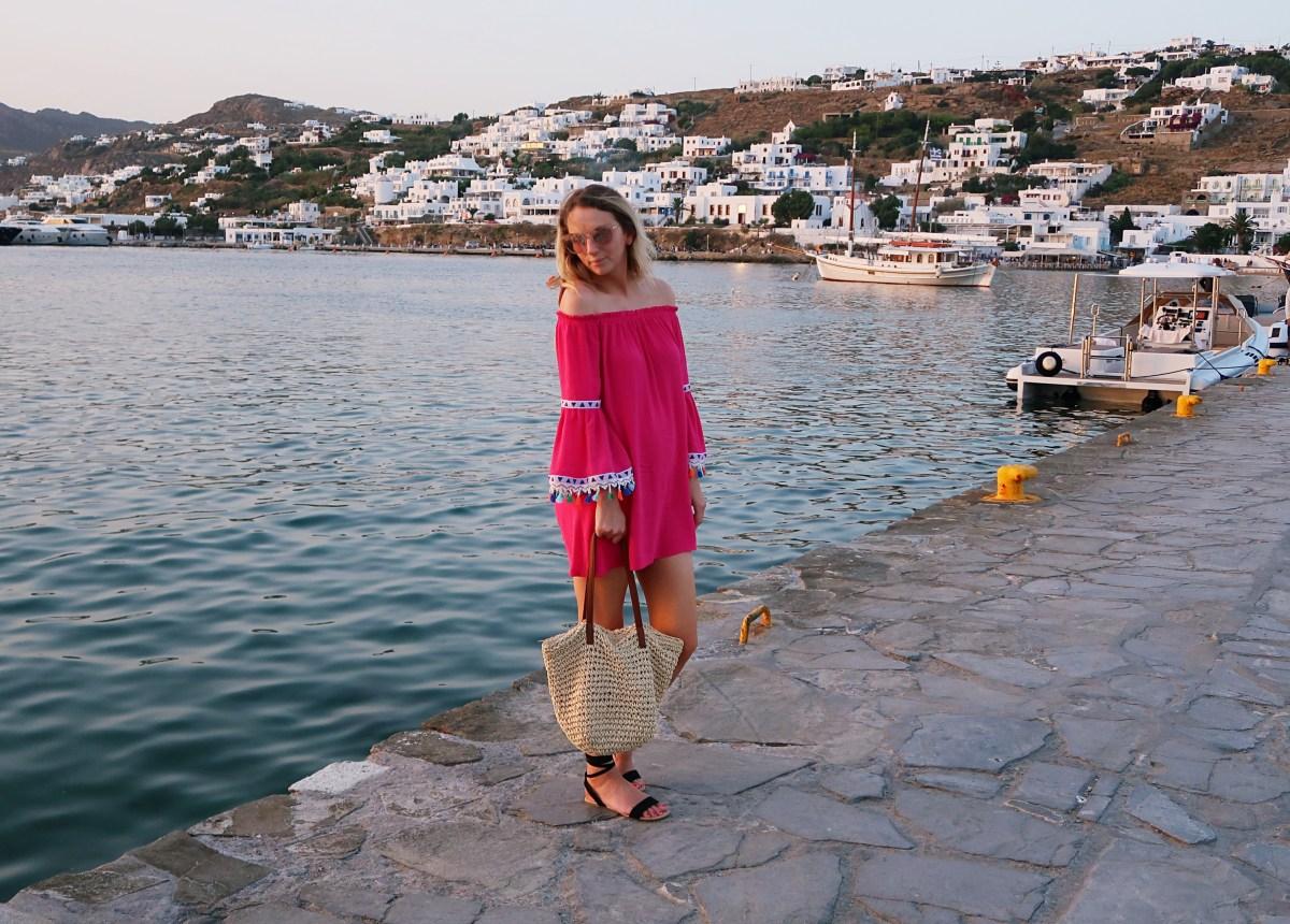 The LDN Diaries in Mykonos