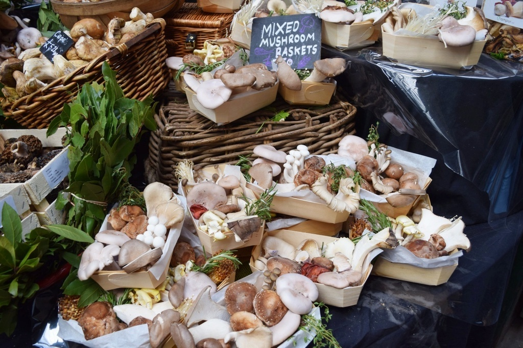 Borough Marekt - Best Markets In London The LDN Diaries