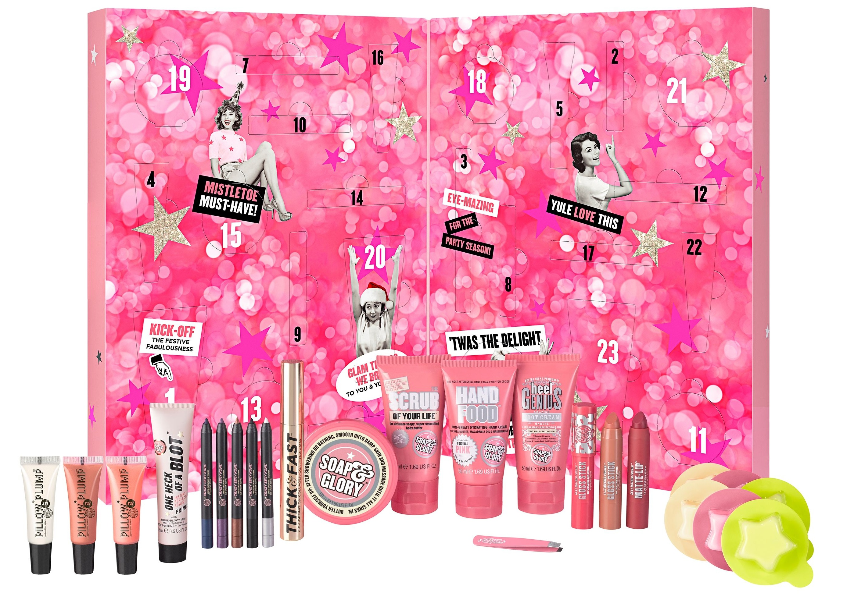Image result for soap and glory advent calendar