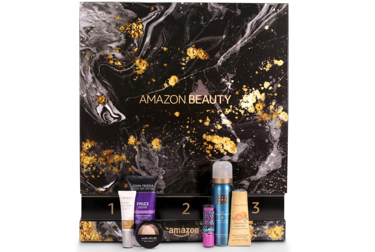Amazon Beauty Advent Calendar 2017