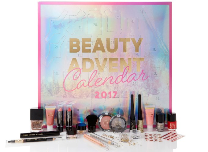 House Of Fraser Beauty Advent Calendar 2017 - theldndiaries