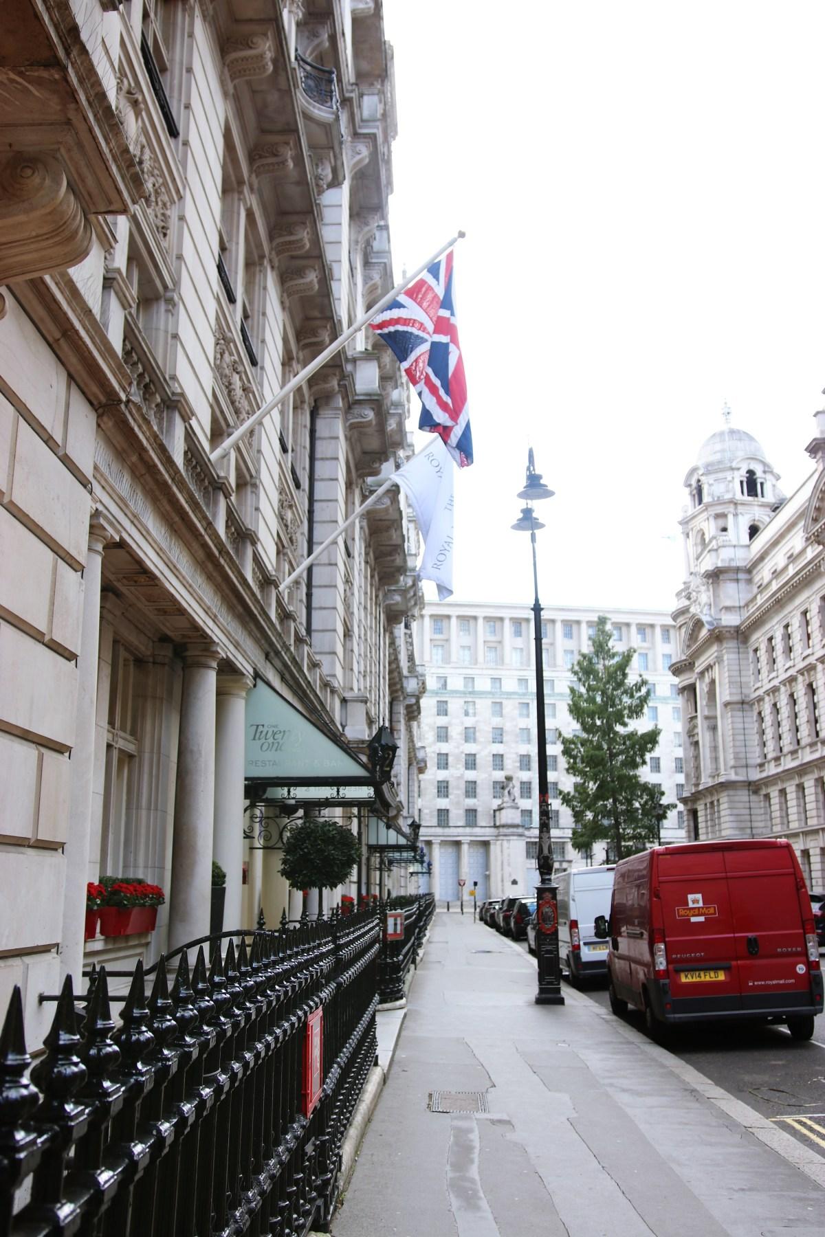 Whitehall Court London