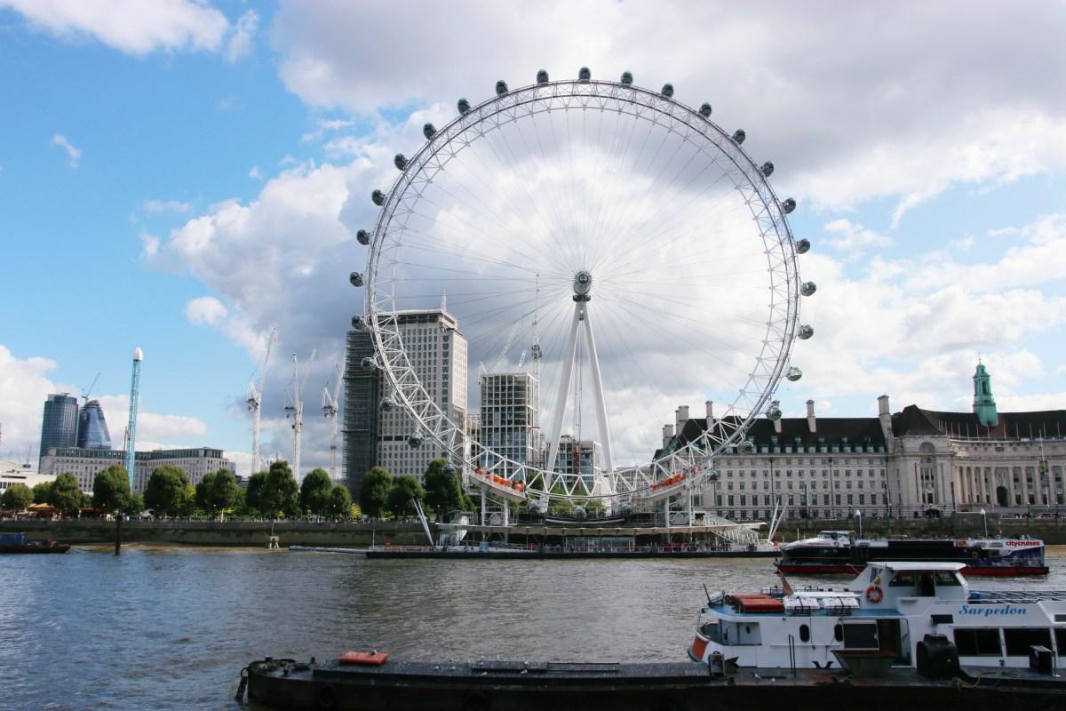 London Eye - London Lifestyle Blog The LDN Diaries