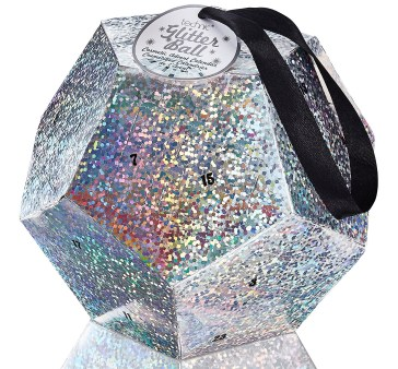 Technic Glitter Ball Advent Calendar