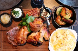Soul Sunday Roast at Madison London Lifestyle Blog
