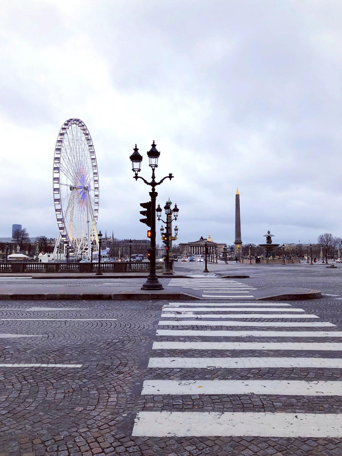 Paris Concorde