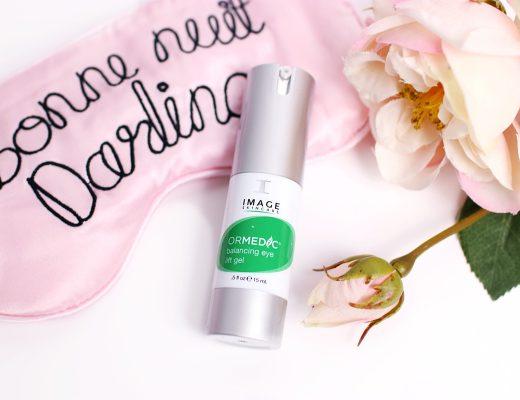 Image Skincare Ormedic Balancing Eye Lift Gel Review - Beauty Blogger - The LDN Diaries