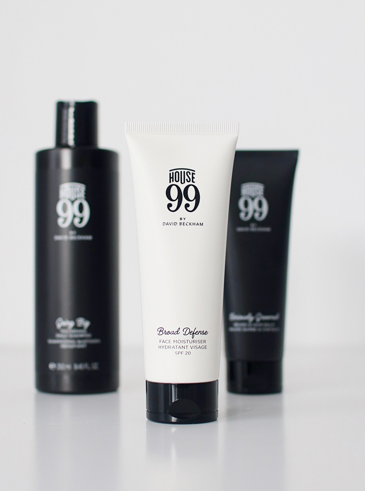 House 99 David Beckham Broad Defense Moisturiser Review - The LDN Diaries