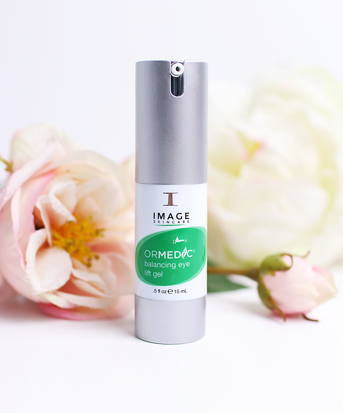 Image Skincare Ormedic Balancing Eye Lift Gel Review - Beauty Blogger - The LDN Diaries