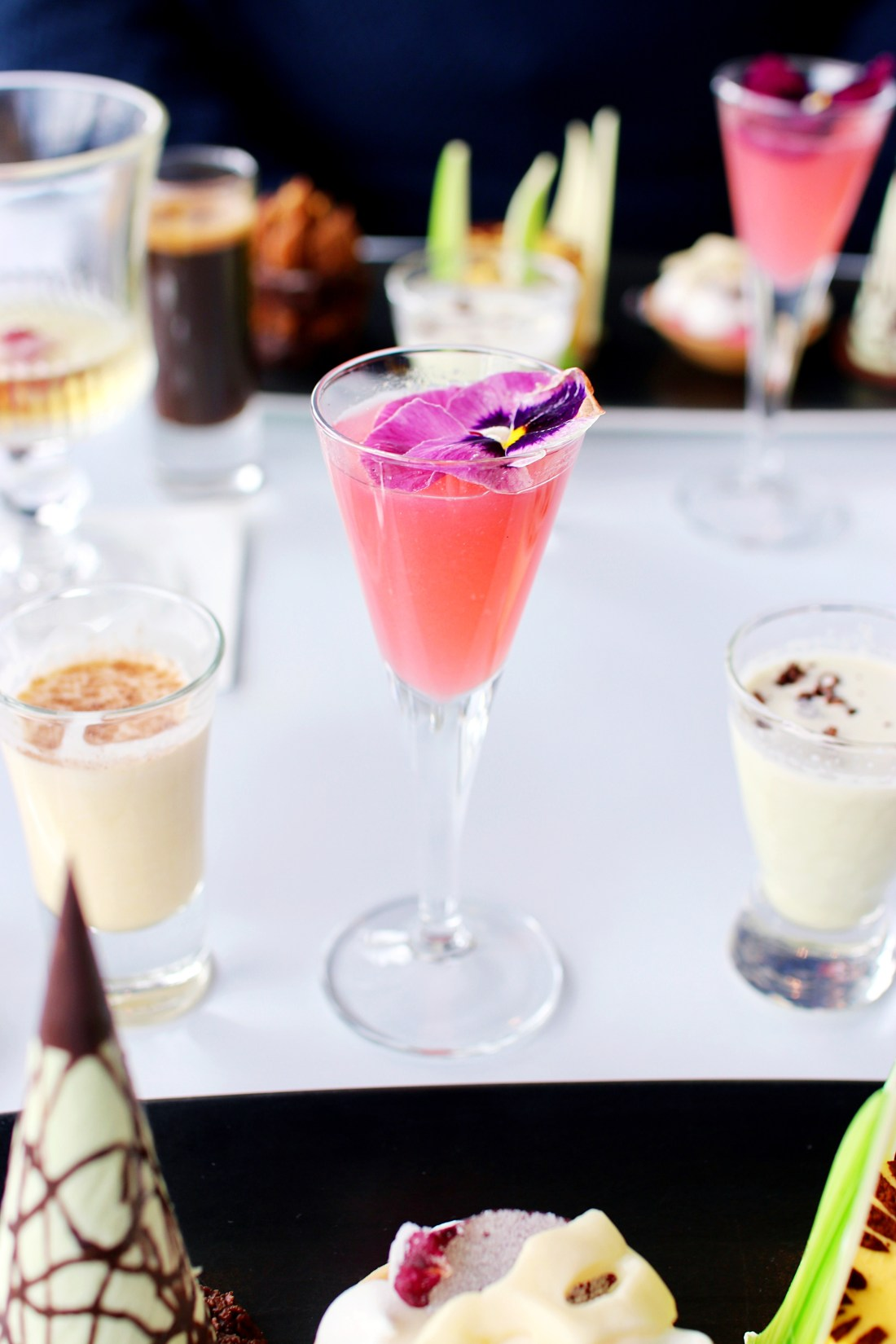 OXO Tower Theatre Not Afternoon Tea - The LDN Diaries London Lifestyle Blog