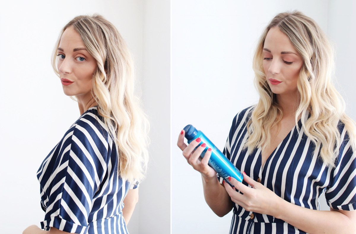 How To Beach Waves - UK Beauty Blog The LDN Diaries