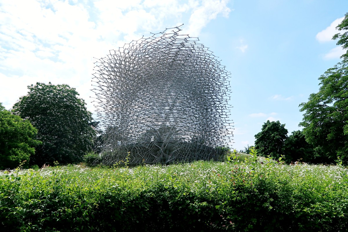The Hive Kew Gardens The LDN Diaries