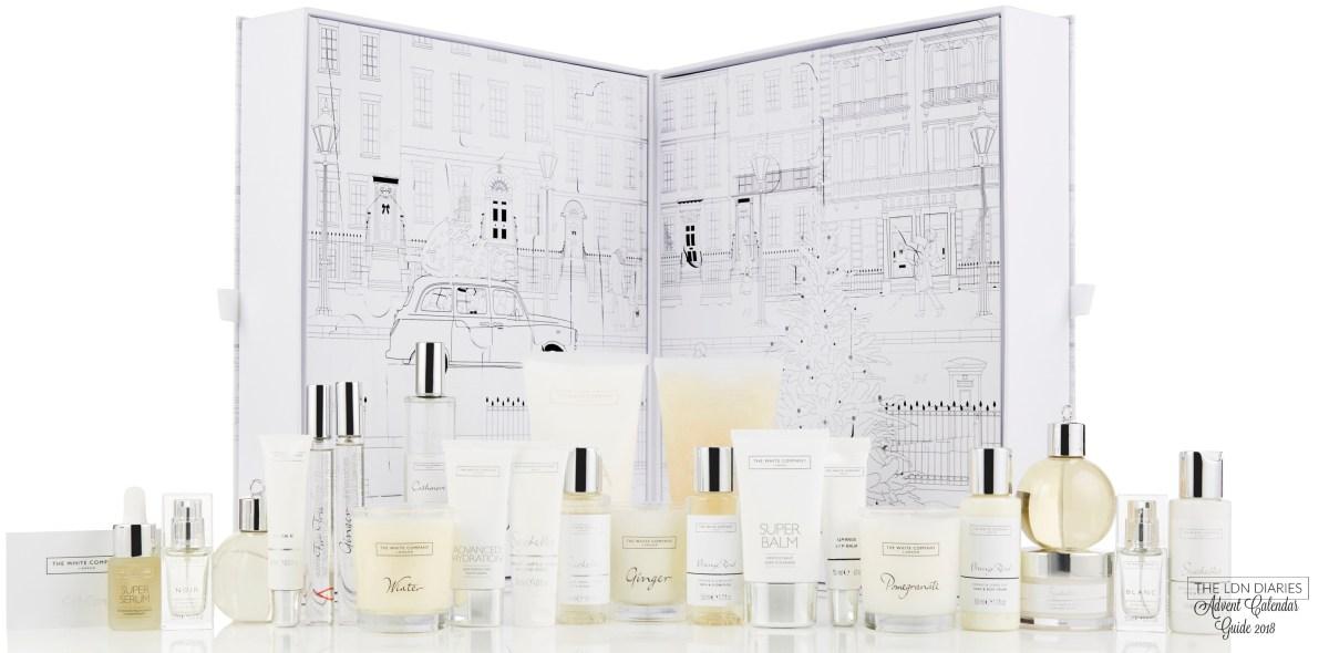 The White Company Advent Calendar - The LDN Diaries